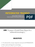 Integrated Transit Lab