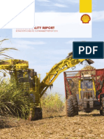 Shell Sustainability Report 2012
