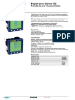 Power Monitoring Units