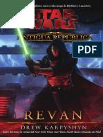 Star Wars - La Antigua República - Revan
