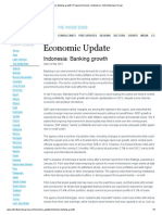 Indonesia Banking Growth (Mar 22, 2013)
