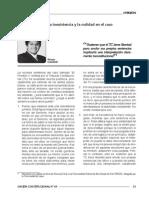 Renzo Cavani - Inexistencia y nulidad en el caso el Frontón 2