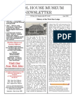 2009 Spring Newsletter