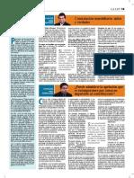 Renzo Cavani - Ejecuciones dinerarias en el Judicial y la eficiencia (La Ley - Septiembre)