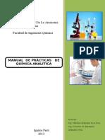 Guia de Preacticas de Qumica Analitica