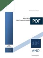 Textos Apoio Capacidades Motoras Condicionais e Coordenativas 10 Ano