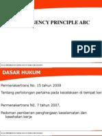 Emergency Prnciple+ABC