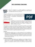 Contemporary Teaching WRITTEN REPORT