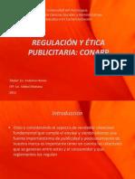 REGULACIÓN Y ÉTICA PUBLICITARIA
