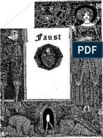 Faust by Goethe, Illustrated