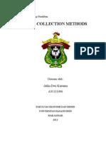 RMK 5 - Data Collection Methods