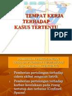 P3K Kondisi Ttertentu by Heny 2013