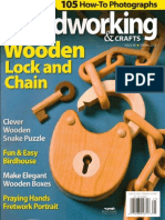 Scrollsaw Woodworking & Crafts - Issue 46