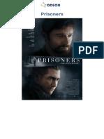 Prisoners - Press Gr