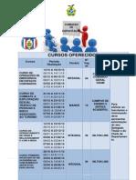 Cronograma CCTD