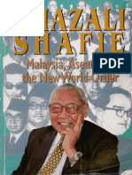 Malaysia, ASEAn and the New World Order