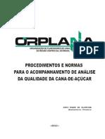 Laboratório de sacarose manual_consecana_2012