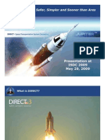 NASA Ares Rival Launch System Proposal - Direct Launcher - 2009