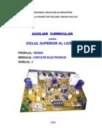Circuite Electronice by M. Drăghici, C. Păunescu, V. Măniga