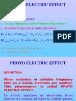 Einstein Photoelectric Effect