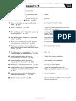 Revision Quiz Ch13