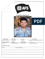 AFS Application