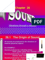 Chapter 26 - Sound