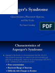 Asperger's Powerpoint