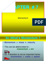 Chapter 7 - Momentum