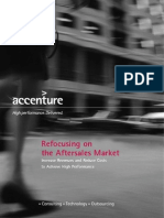 Aftersales Market