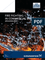 Fire Fighting in Commercial Buildings, Application Guide - Grundfos