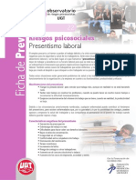 Fichas22 Presentismo