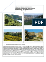 Conoce Extremadura TajoInternacional 02 2012