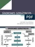 Siìndromes geriaìtricos
