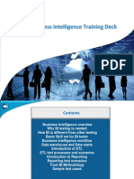 BI Testing Training Deck