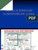 1 Instalaciones de Suministro de Gases Medicinales