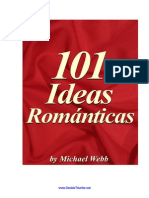 101 Ideas Romanticas