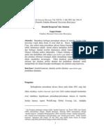 Skandal Korporasi Akuntan Etika LINTASAN 2003 Jul