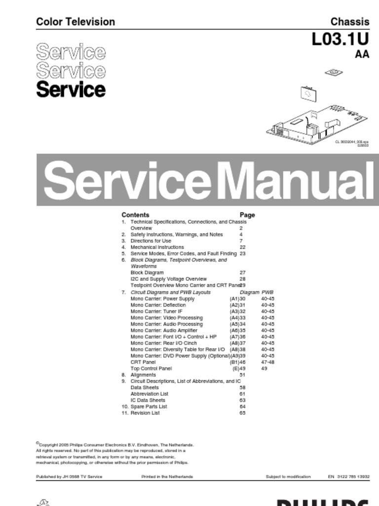 polaroid 2626 tlmb service manual browse manual guides u2022 rh npiplus co