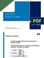 Sap Scm Product