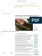 2010.10.28 Wells Fargo to Amend 55,000 Foreclosures _ Reuters