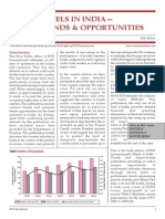 HVS - Hotels in India - Trends and Opportunities (1)