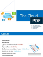 The Cloud Exposicion