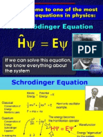 Schrodinger Equation