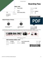 AirAsia Web Check-In