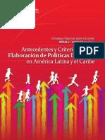 Politicas Docentes UNESCO 2013