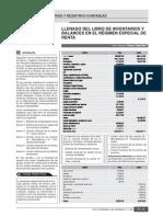 CE Llenado Del Libro de Inv y Bce en RER