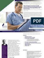 Digital Pharmaceutical Marketing Strategies
