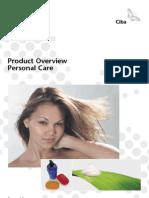 Ciba Product Brochure