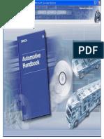 Bosch Automotive Handbook